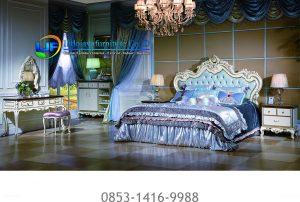 Set Tempat Tidur Klasik Modern Odasi Room IJF-0191